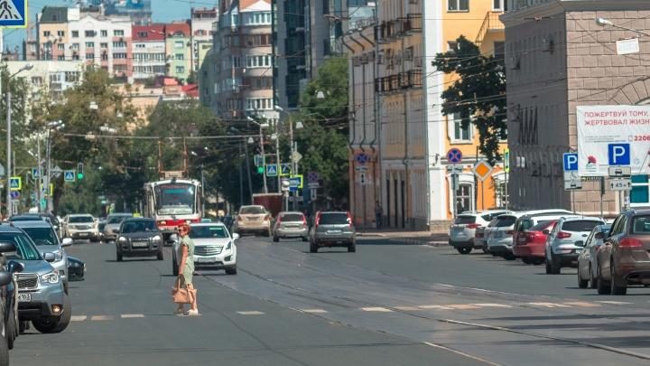 В Самаре открыли движение трамваев по Галактионовской