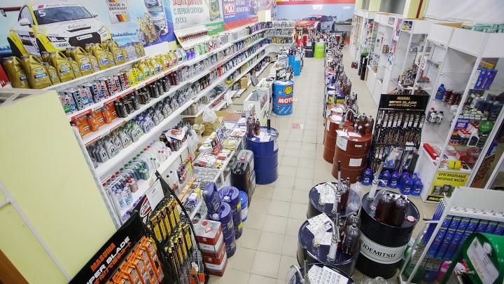 Акции мировых брендов и доступные цены предложил магазин автомасел на Сухарной