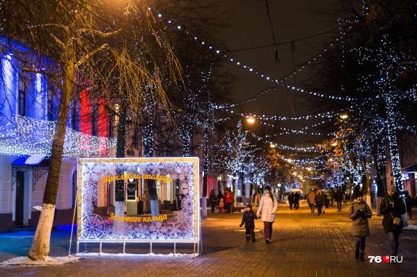 Совсем скоро город начнут украшать к Новому году
