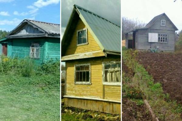 Купить дачу в Ярославской области можно от 10 тысяч рублей
