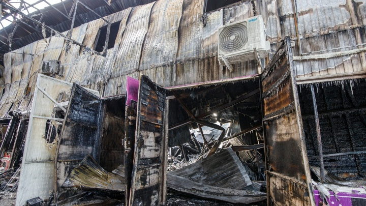 Ростовский рынок «Классик», где произошел пожар, проверяли восемь лет назад
