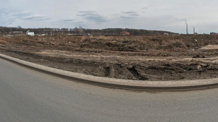 В Самаре хотят построить жилой квартал на пересечении Московского шоссе и Алма-Атинской