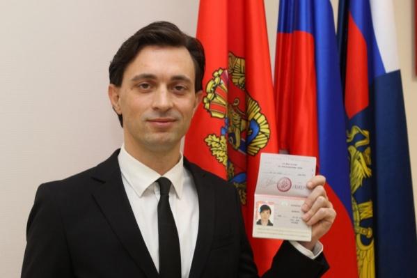 Валерио давно живет в России