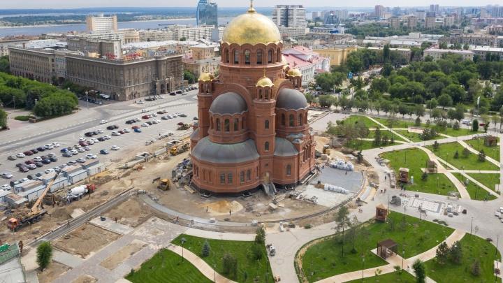 Александровский сад, Героев или Юнармии: в Волгограде выбирают одно из 10 названий для сквера в центре города
