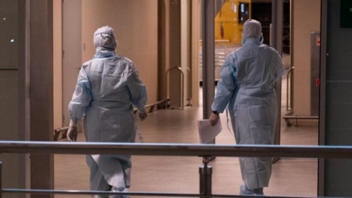 Ещё 116 новых случаев коронавируса зарегистрировали в Ростовской области