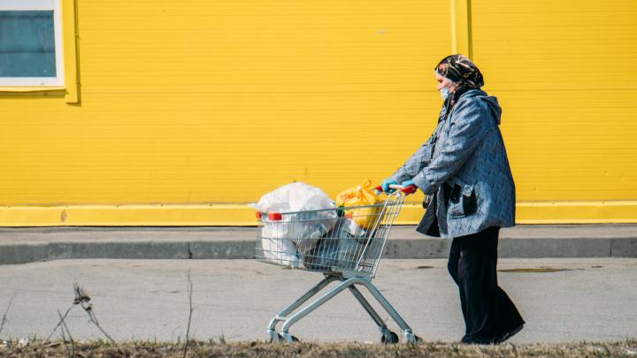 За неделю коронавирусом заразились 164 омских пенсионера