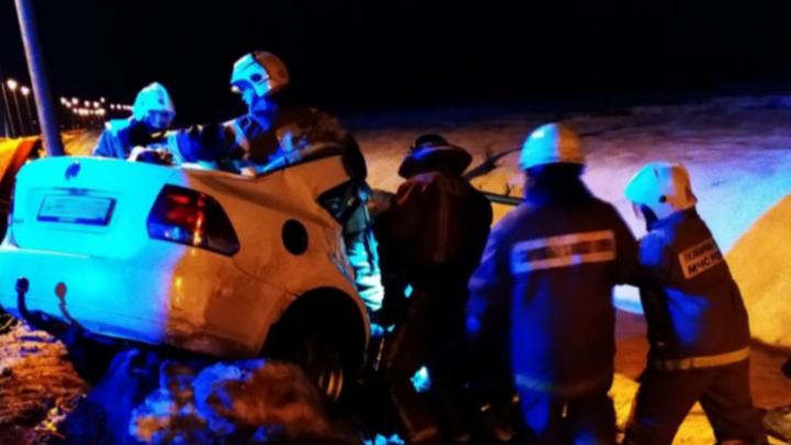Житель Ухты предстанет перед судом Котласа за аварию с тремя погибшими