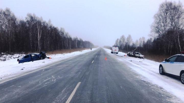 Трассу Тюмень— Тобольск— Ханты-Мансийск расширят до четырех полос