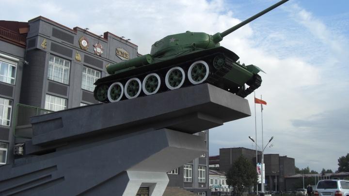 Был подбит дважды: на парад Победы в Новокузнецке выведут танк, воевавший на Великой Отечественной