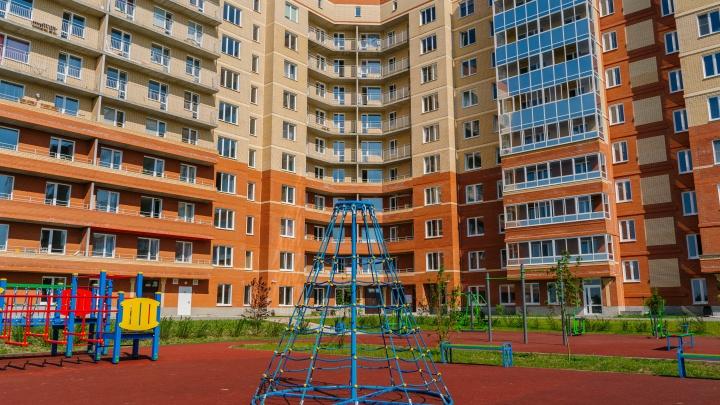 Без первого взноса: недалеко от Калинина готов дом с трешками 78 квадратов от 20393рублей в месяц
