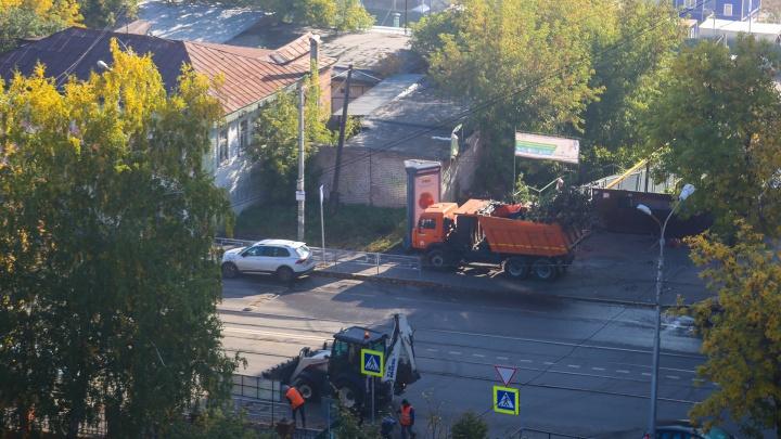 Упаси господь если Хабиров увидит на своем пути мусор: глава Башкирии проедет по центру Уфы