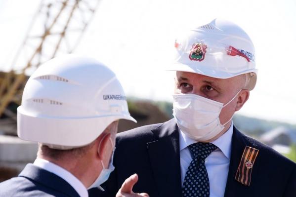 Сергей Цивилёв занимает пост губернатора Кузбасса с 2018 года