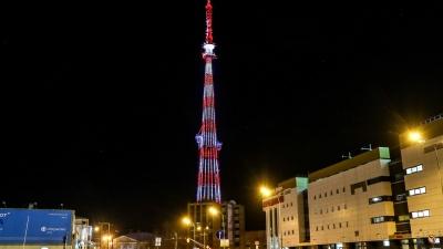 Нижегородскую телебашню подсветят в честь Дня борьбы со СПИДом