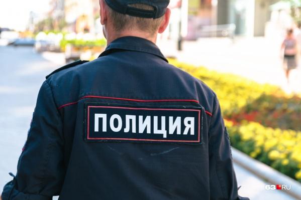 Полиция разыскивает автомобилиста