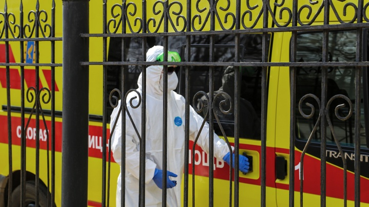Еще у 61 человека за сутки в Башкирии выявили коронавирус