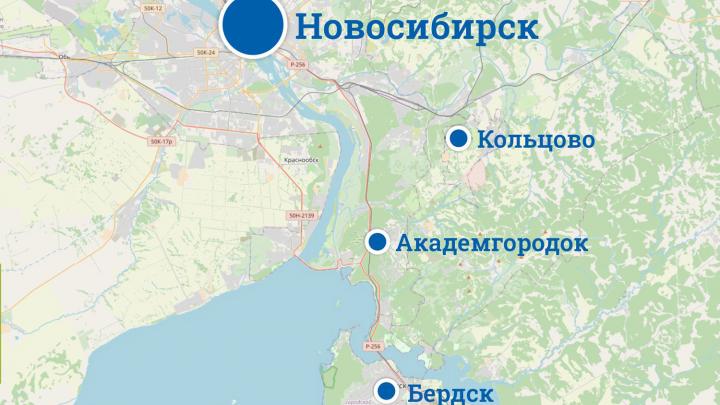 Первый заболевший в Карасуке и новые больницы: хроника коронавируса в Новосибирске за 17 апреля