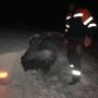 В Башкирии трое взрослых и три ребенка едва не погибли, оказавшись под снежными завалами