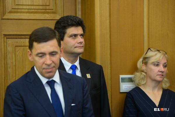 Куйвашев вернул Высокинского в областное правительство