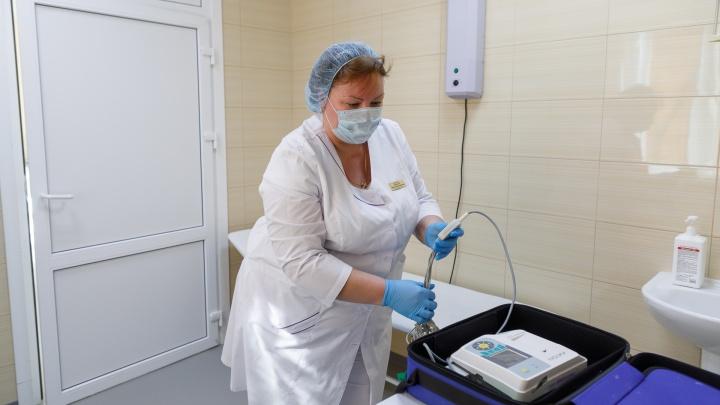 Еще 7 смертей от коронавируса зарегистрировал федеральный оперштаб в Архангельской области