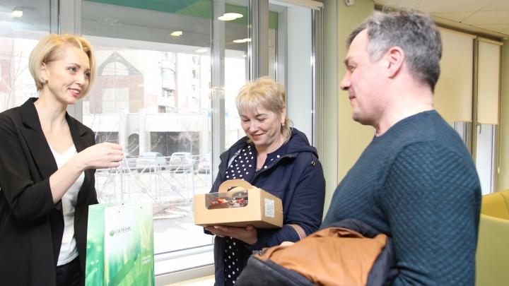 В Красноярске купили первую квартиру в ипотеку со сниженной ставкой от Сбербанка