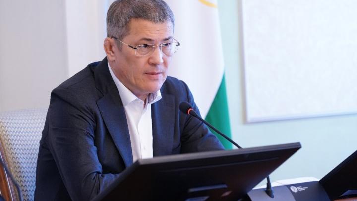 Глава Башкирии попросил подчиненных не злоупотреблять штрафами за нарушение самоизоляции