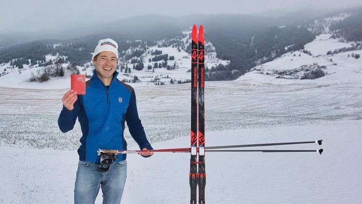 Олимпийский призер из Новосибирска Илья Черноусов получил швейцарское гражданство