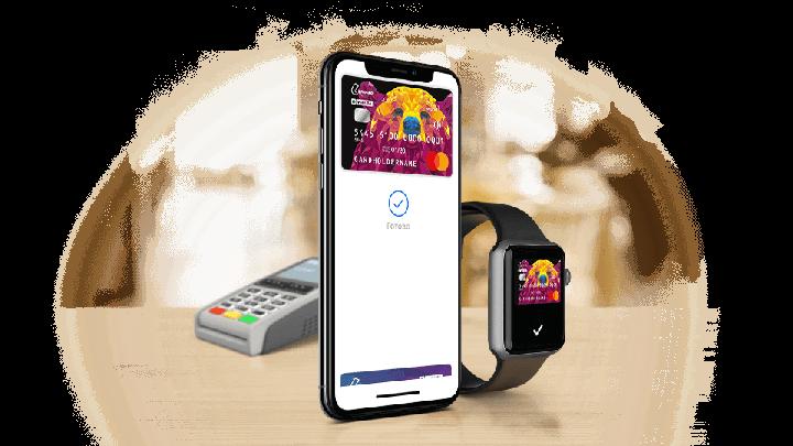«Клюква» запустила сервис бесконтактной оплаты Apple Pay