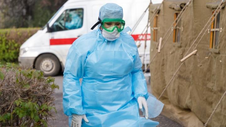 Подтверждено только 98 заболевших: в Волгограде и области резко снизили число новых заболеваний коронавирусом