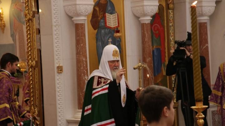 Самарская область продолжит расплачиваться за визит патриарха Кирилла