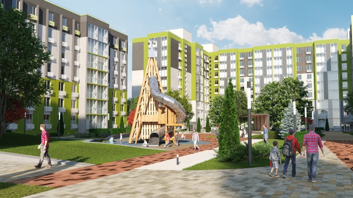«Дома, в которых мы живем»: смотрим, где покупают квартиры волгоградские семьи