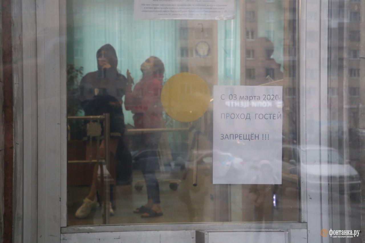 ВПетербурге неменее  700 студентов-медиков помещены накарантин из-за коронавируса