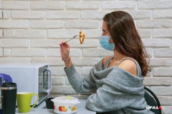 После коронавируса у многих горожан искажается запах мяса, овощей и кофе