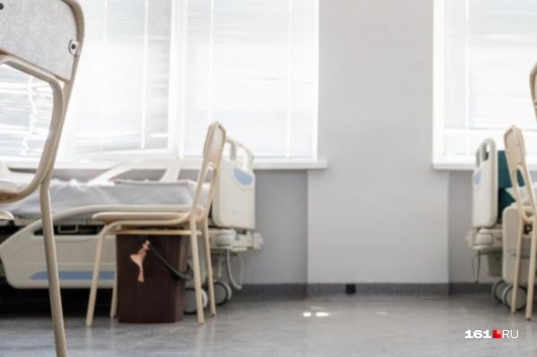 В стационарах находятся 2060 пациентов