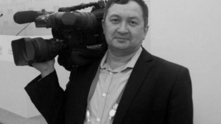 От осложнений коронавируса умер главный оператор телеканала БСТ Ильдар Насретдинов