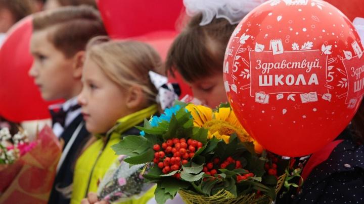 Власти назвали число мест в первые классы в Челябинской области