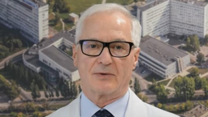 Николай Ренц: «Коронавирус провоцирует развитие диабета у человека и поражает почки»