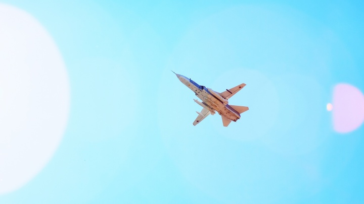 Над Самарой пролетели истребители и бомбардировщики