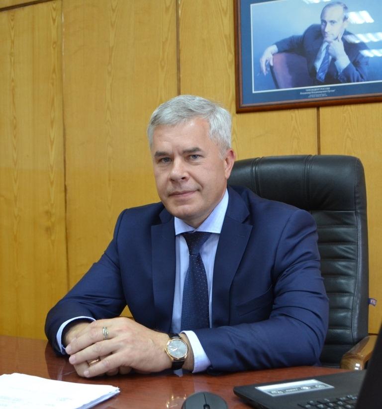 Сергей Зяблов с мая 2019 года руководит Белозерским районом