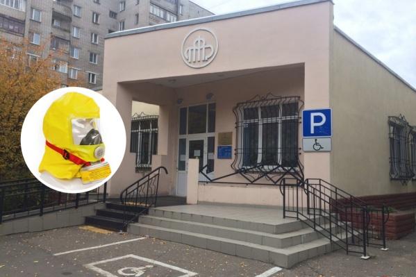 Маски усиленной защиты закупает управление Пенсионного фонда в Ярославле