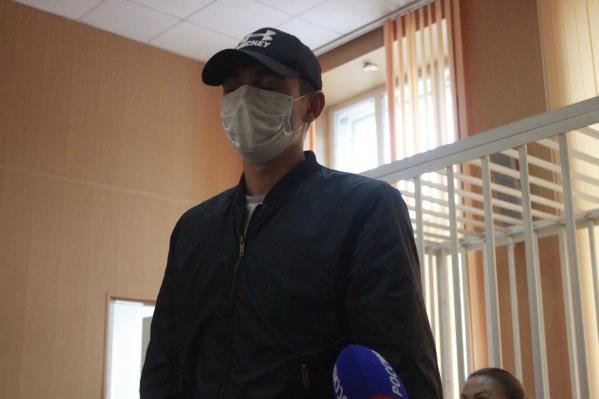 Никита Лазьков признал вину в ДТП