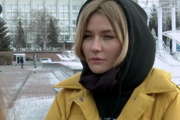 Блогер Катя Конасова пообщалась с красноярцами