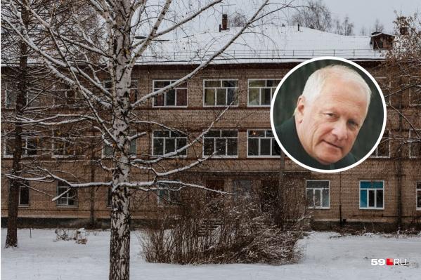 Борис Иванович Светлаков руководил противотуберкулезным диспансером более 30 лет