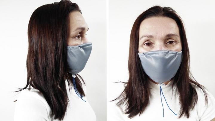 Шьют по три тысячи в сутки: екатеринбургская компания добилась разрешения продавать свои маски