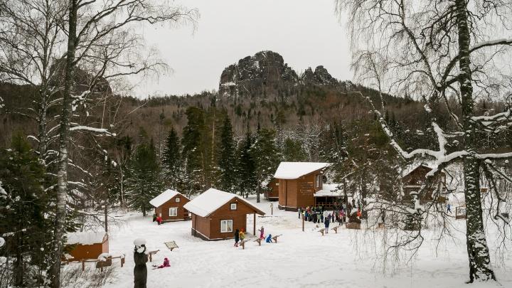 На «Столбах» новое строительство: на кордоне Нарым заказан новый деревянный павильон за 15миллионов