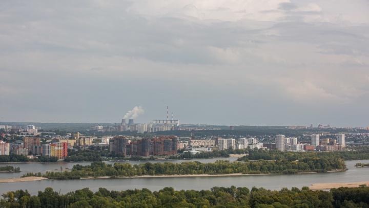Парк на острове Отдыха в центре Новосибирска откроют для горожан. Разглядываем, что там интересного