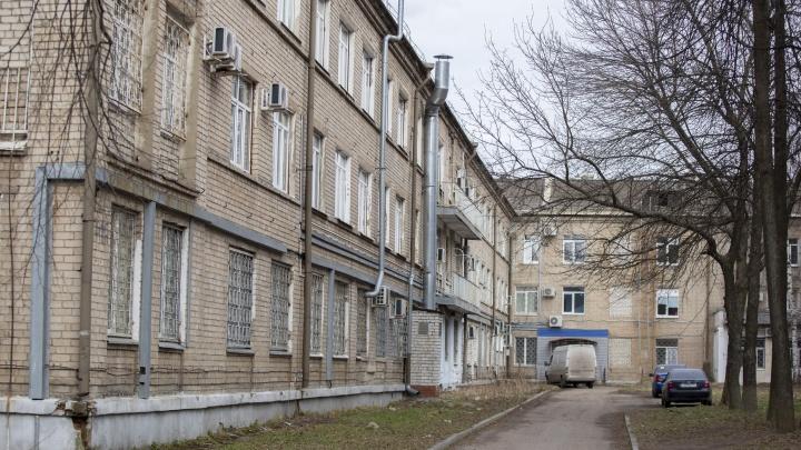 Из-за коронавируса в Ярославле закрыли отделение больницы имени Семашко