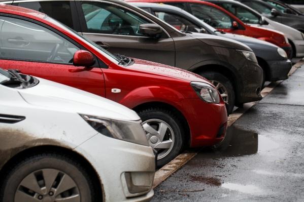 Стоимость машины оценили в 580 тысяч рублей. Владелец не смог ее вернуть даже через суд