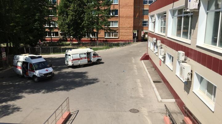 Больница Середавина не будет принимать больных с инсультом из Самары