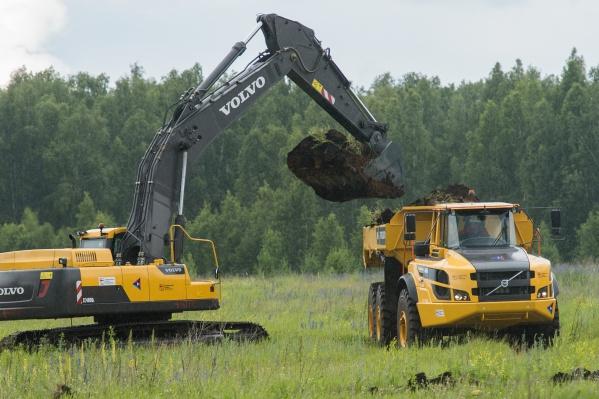 В Чесменском районе намерены добывать руду, а перерабатывать её — на Михеевском ГОКе