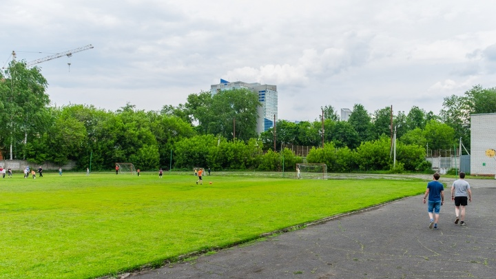Новый спорткомплекс на месте стадиона «Энергия» построят в Перми к 2023 году